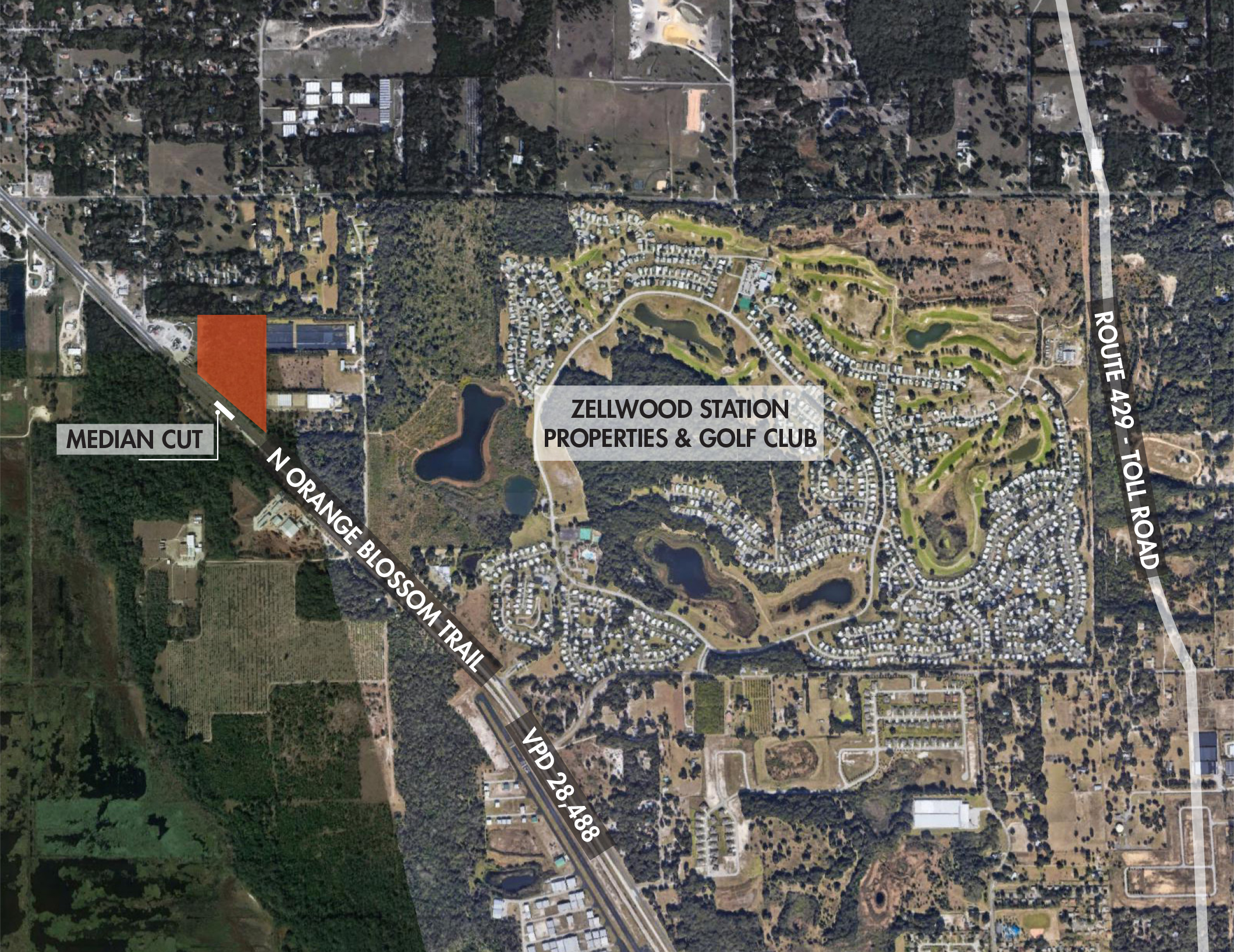 Vacant 'Development Opportunity' Land For Sale