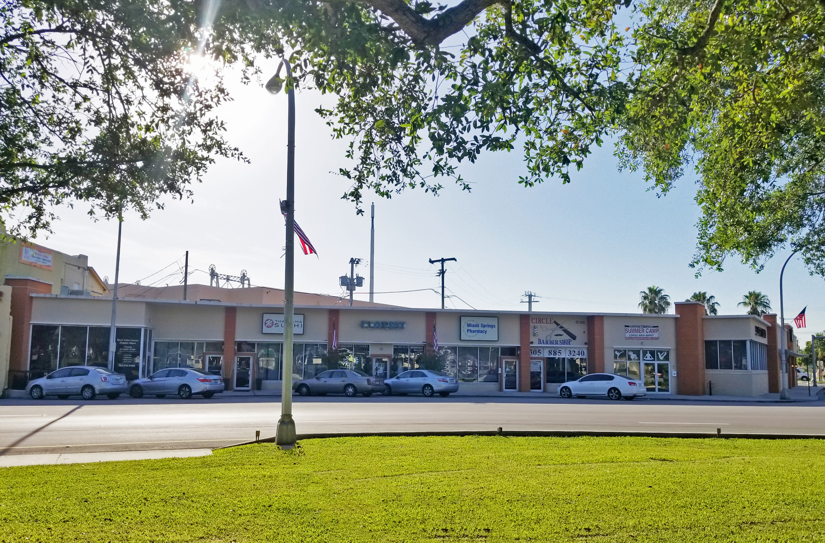 Miami Springs Retail Strip Center