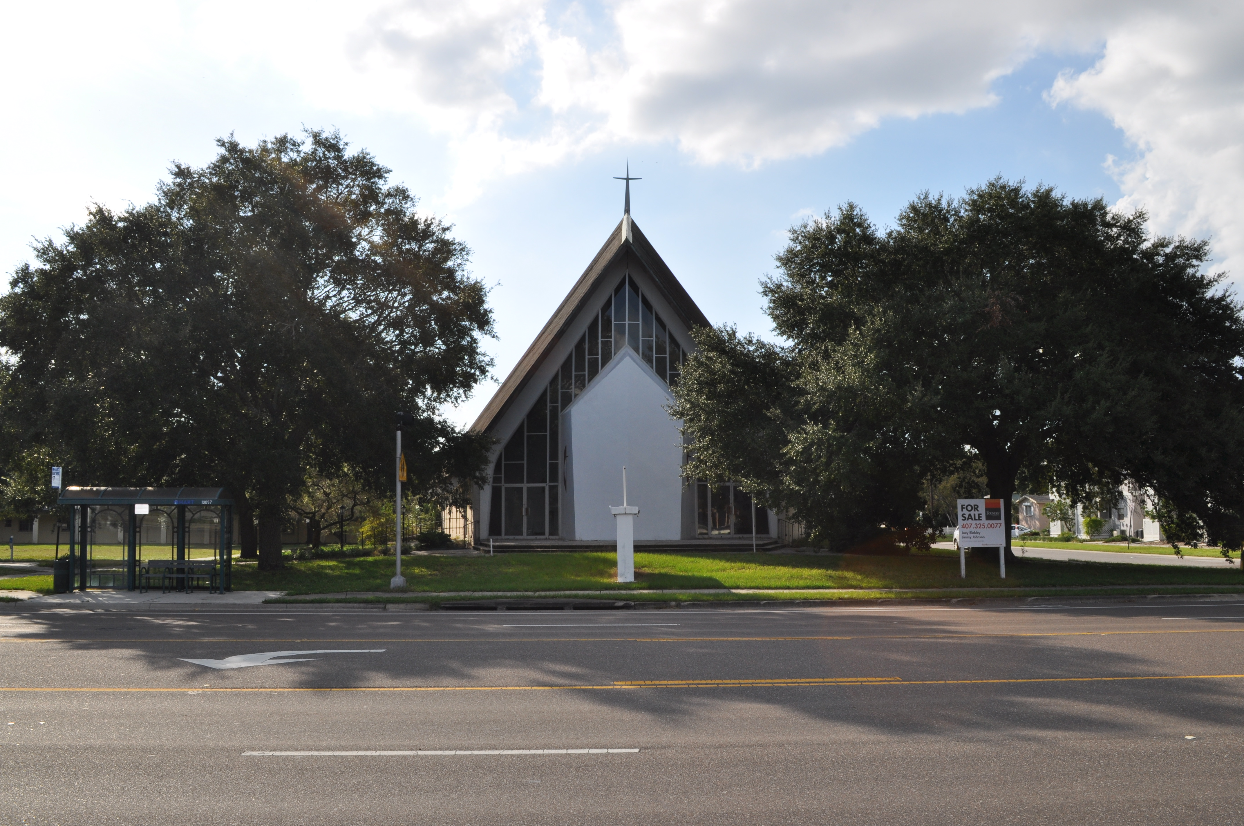 Church & School/Redevelopment Opportunity in South Tampa