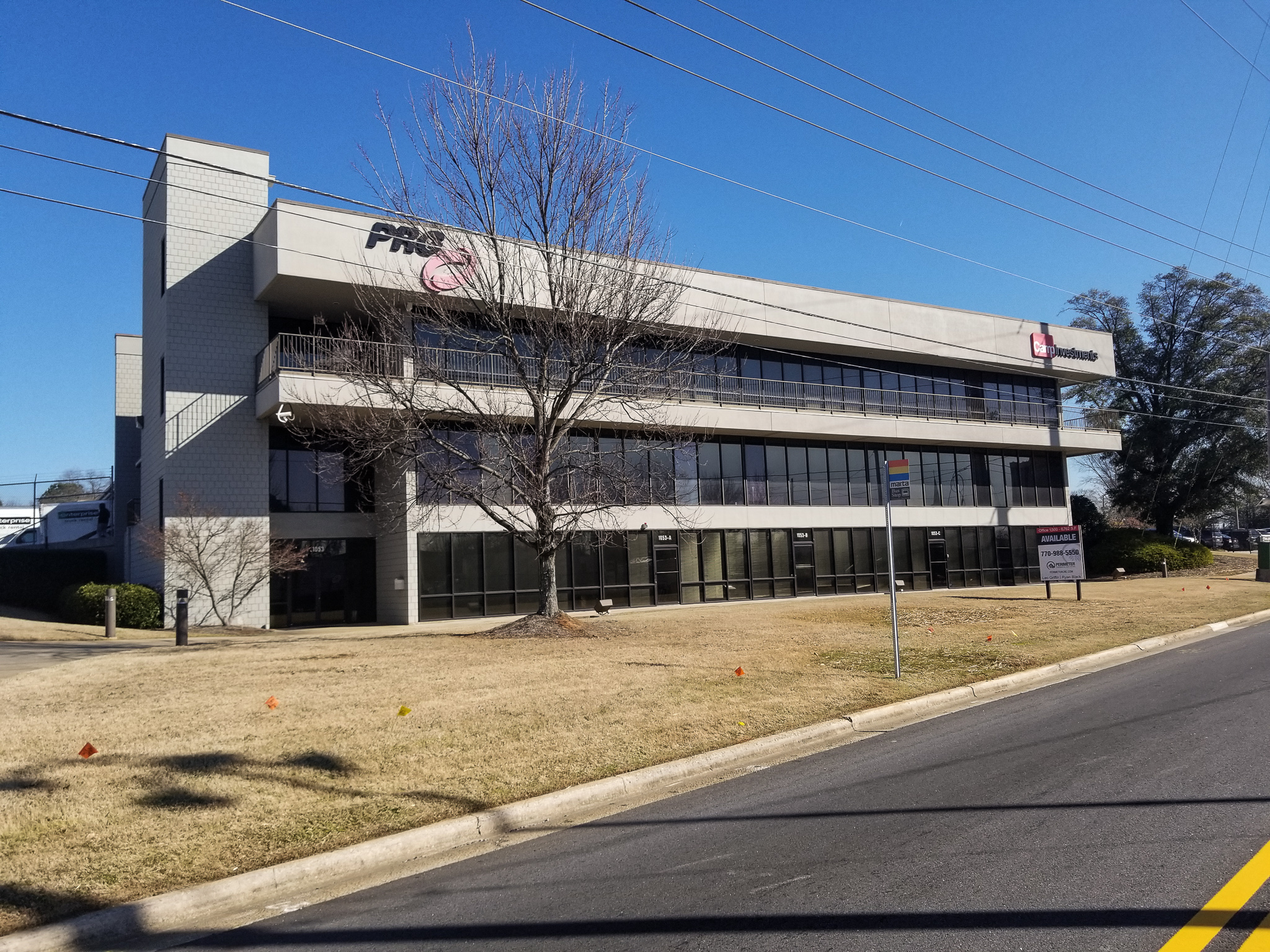 Office Space Near Hartsfield/Jackson International Airport