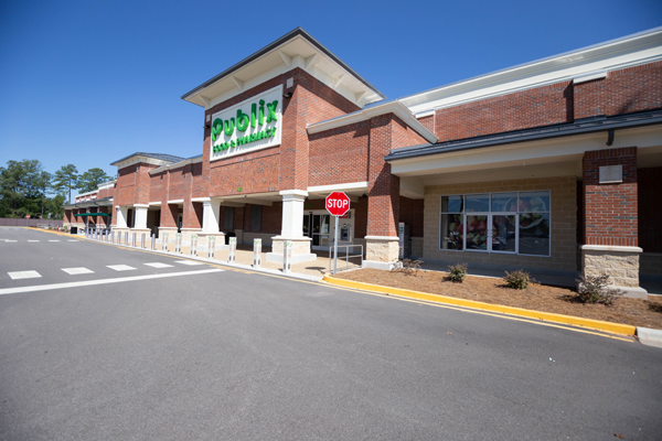 Amberly Place: Publix Outparcels and Shop Space