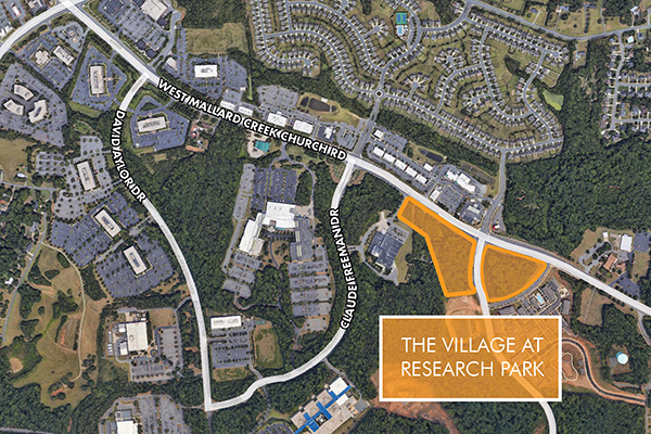 The Village at Research Park