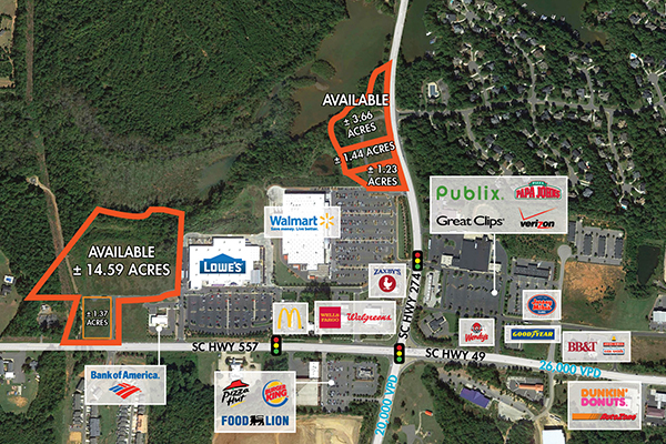 Mill Creek Commons Development Opportunity