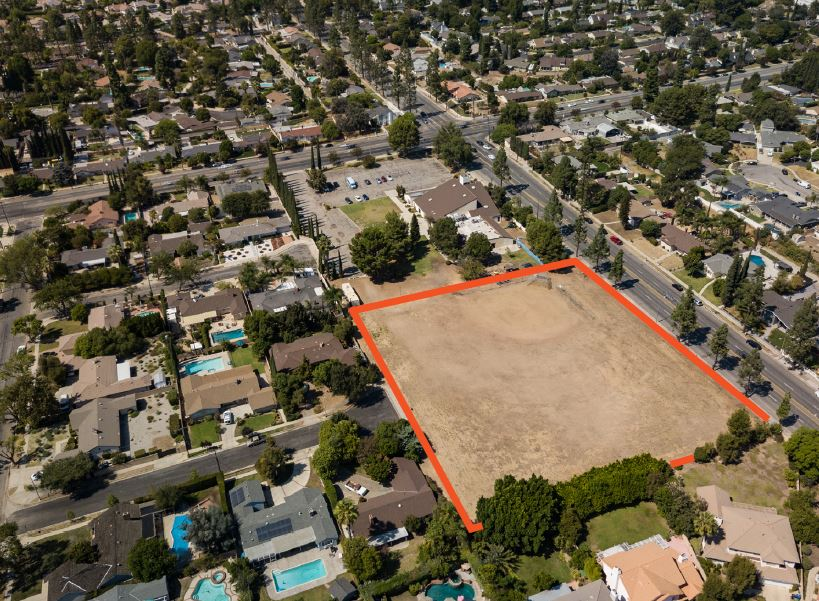 Excess Land for Sale - Northridge, CA