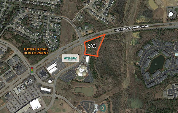 Raleigh, NC - Wakefield Commons & Crossing Lot 701