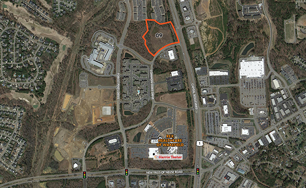 Raleigh, NC - Wakefield Commons & Crossing Lot 9