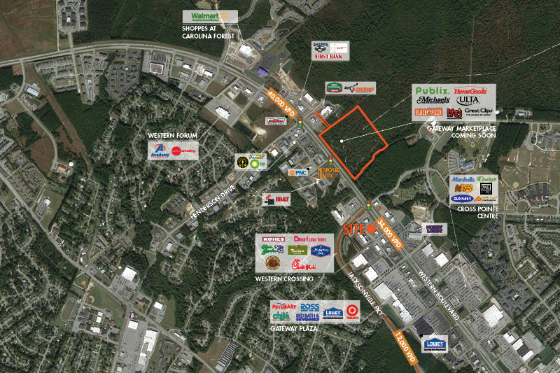 Western crossing foundry commercial for Olive garden capital blvd raleigh nc