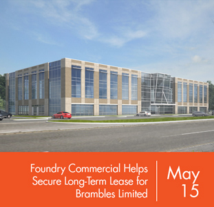 Foundry Commercial Helps Secure Long-Term Lease for Brambles Limited at Sand Lake West Business Park