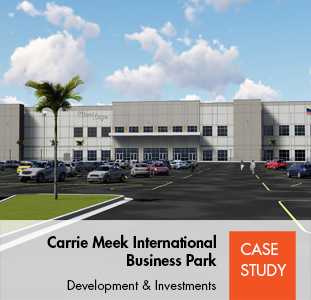 Carrie Meek International Business Park | Miami, FL