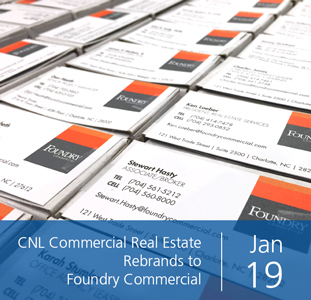 CNL Commercial Real Estate Rebrands to Foundry Commercial