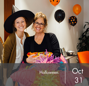 Foundry Commercial's Halloween Celebration