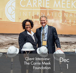 Client Interview: The Carrie Meek Foundation