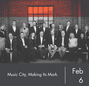 Music City, Making Its Mark.