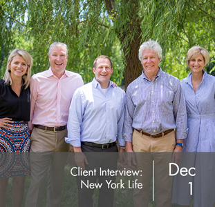 Client Interview: New York Life