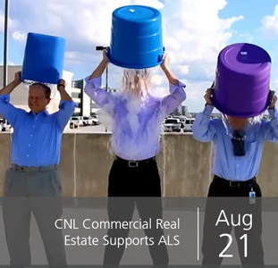 CNL Commercial Real Estate Supports ALS