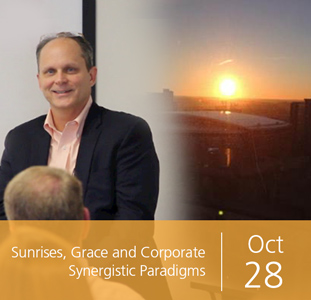 Sunrises, Grace and Corporate Synergistic Paradigms