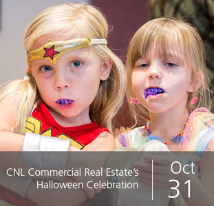 CNL Commercial Real Estate's Halloween Celebration